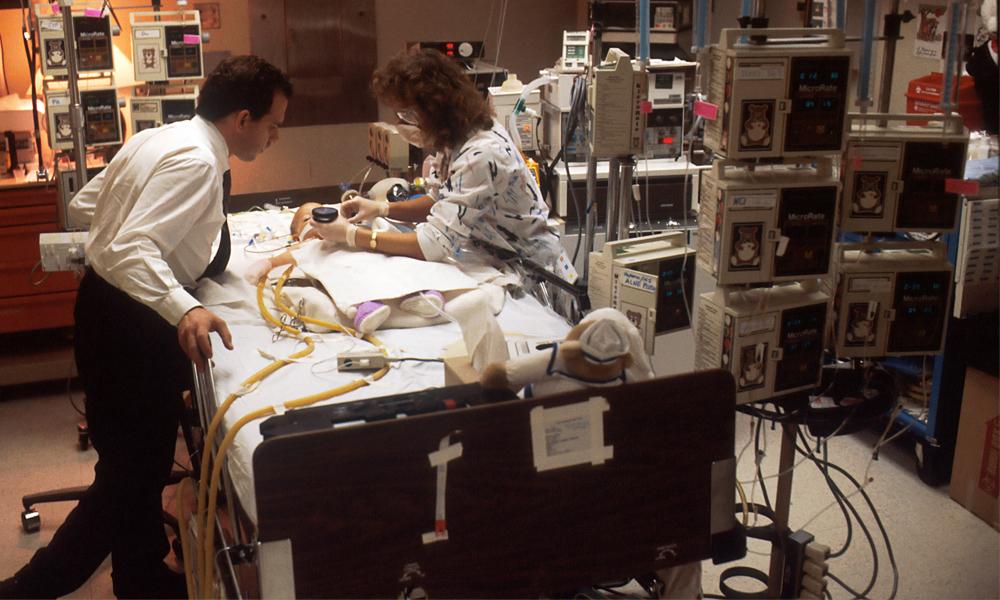 Pediatric Surgery During COVID-19